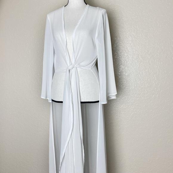 Show Me Your MuMu Dresses & Skirts - Show Me Your Mumu Sheer Kimono